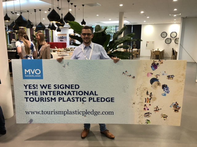 International Tourism Plastic Pledge