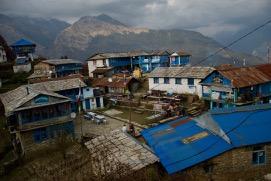 Lodges Tadapani Nepal