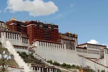 Tibet - Potala Paleis