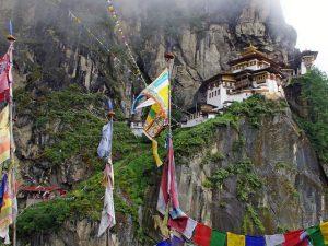 Bhutan - Taktsang (Tiger Nest)