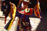 Bhutan - Black hat Dance
