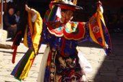 Bhutan - Black hat Dance