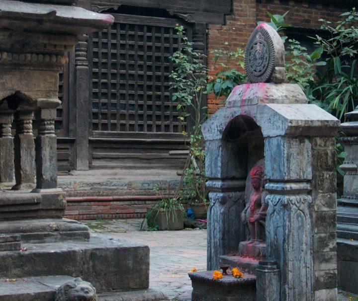 Kathmandu - Oude stad