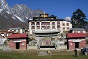 Nepal Tengboche klooster