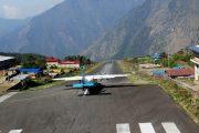 Nepal - Everest Lukla luchthaven