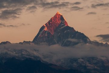 Nepal - Annapurna - Mohare Hill