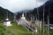 Bhutan - Chendebji chorten
