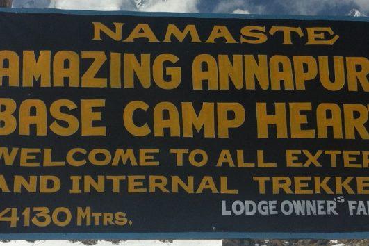 Nepal - Annapurna - Annapurna Base Camp trekking