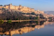 Amber Fort in Rajasthan India