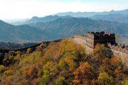 Een blik op de Chinese muur
