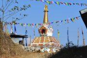 Chorten - culturele eco-trekking Helambu - travel Nepal
