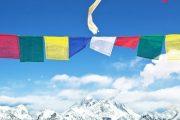 Nepal - Uitzicht op Everest