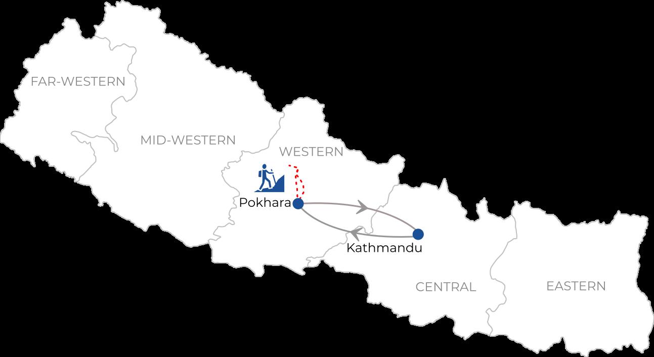 Groepsreis Annapurna Base Camp