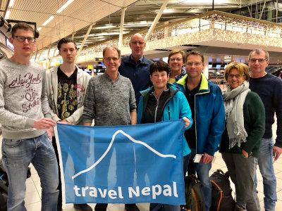 Groepsreis Nepal