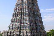 India Tamil Nadu Madurai Meenakshi Amman tempel