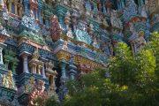 Meenakshi Amman tempel in Madurai