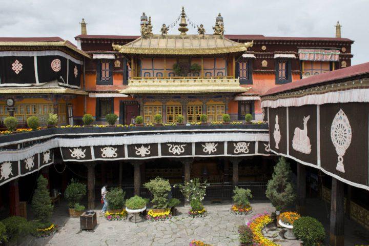Jokhan Tempel in Lhasa
