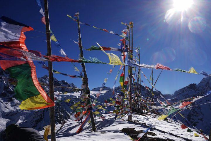 Tsergo Ri Langtang Nepal