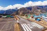 Nepal - Everest - Luchthaven Lukla