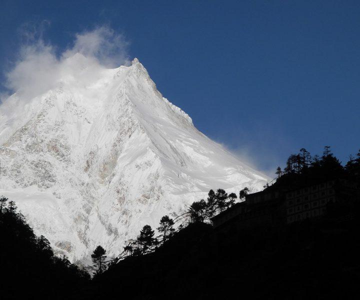 Manaslu in Nepal