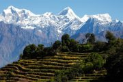 Mardi Himal trekking - travel Nepal 1