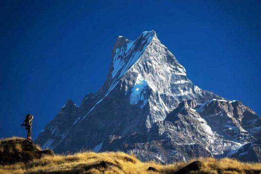Mardi Himal trekking - travel Nepal 3