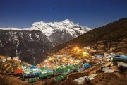 Nepal - Everest - Namche Bazaar,