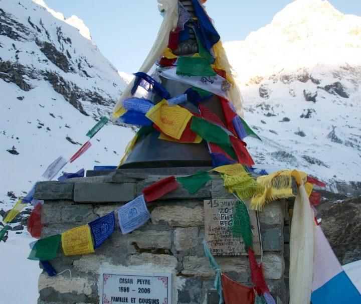 Nepal - Annapurna Base Camp