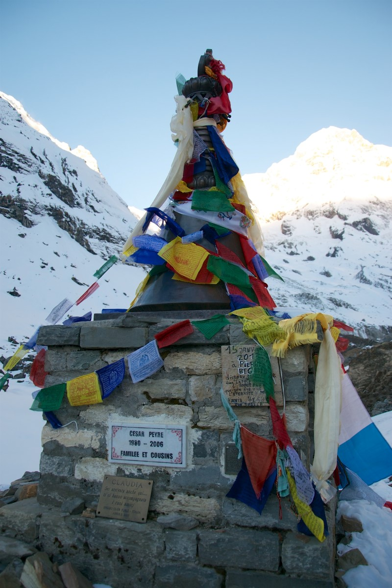 Nepal - Annapurna Base Camp