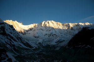 Nepal - Annapurna - bergen