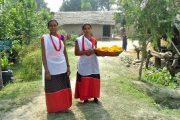Nepal - Bardia Nationaal Park - Tharu dorp