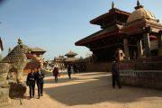 Nepal - Bhaktapur - Durbar Square