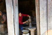Nepal - Bhaktapur - Pottenbakker