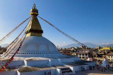 Nepal - Bouddhanath - travel Nepal