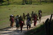 Nepal - Chitwan Nationaal Park - Lokale community