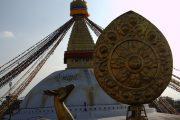 Nepal - Kathmandu -Bouddhanath