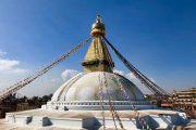 Nepal - Kathmandu - Bouddhanath stoepa