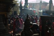 Nepal - Kathmandu - Swayambhunath
