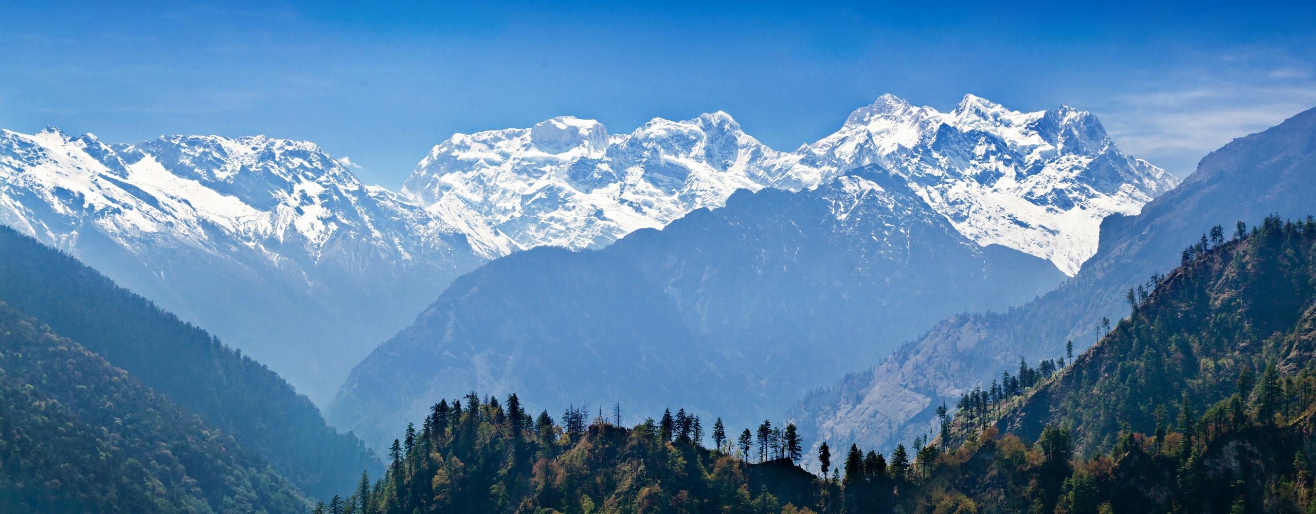 Nepal - Manaslu Range