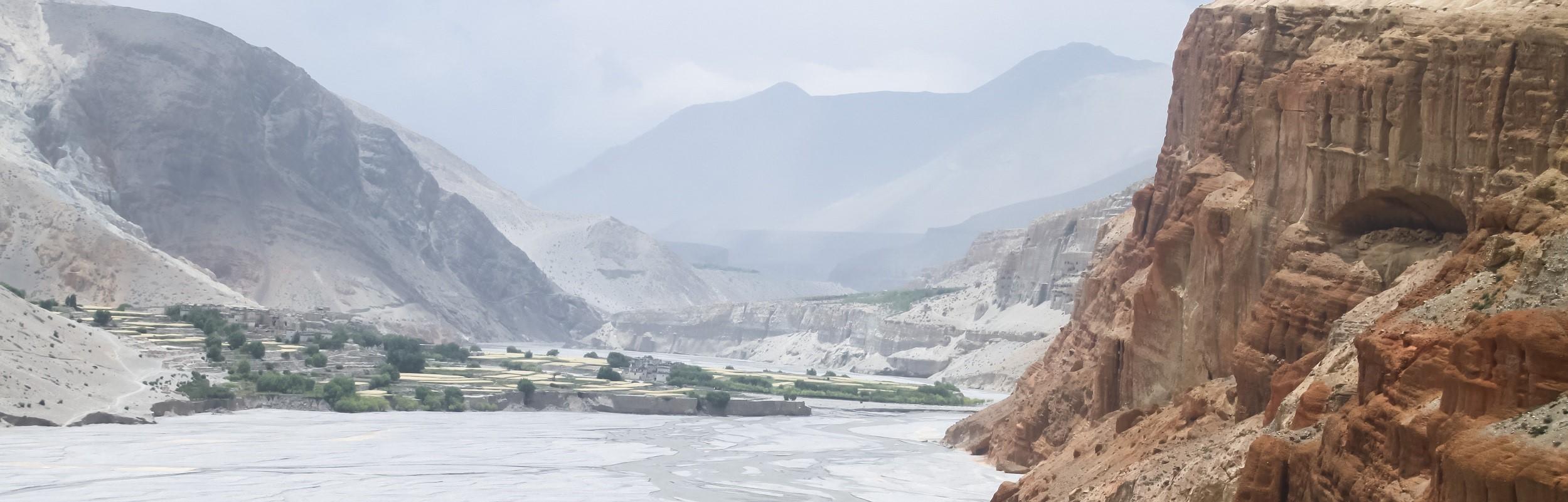 Nepal - Mustang trekking - Kagbeni
