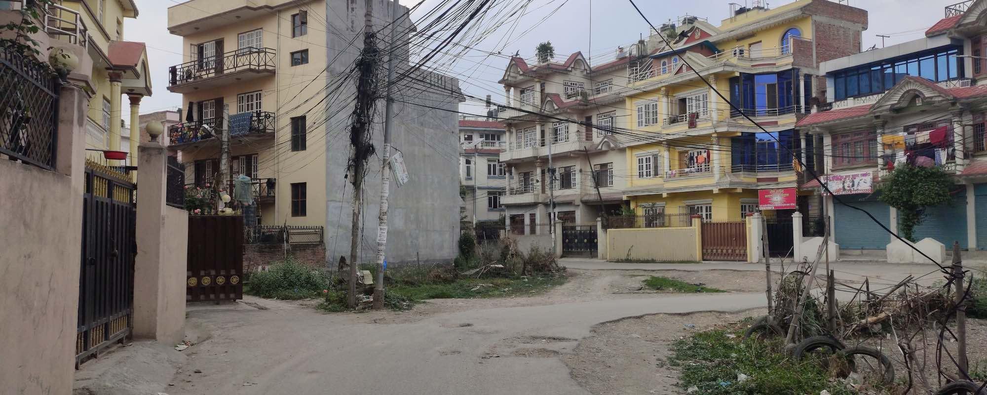 Bericht van Arzoo uit Nepal
