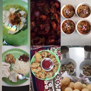 Nepalese maaltijden