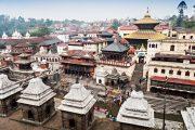 Nepal - Kathmandu - Pashupatinath tempel