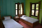 Shuklaphanta Jungle Cottage kamer