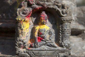 Studiereis Nepal - Swayambhunath