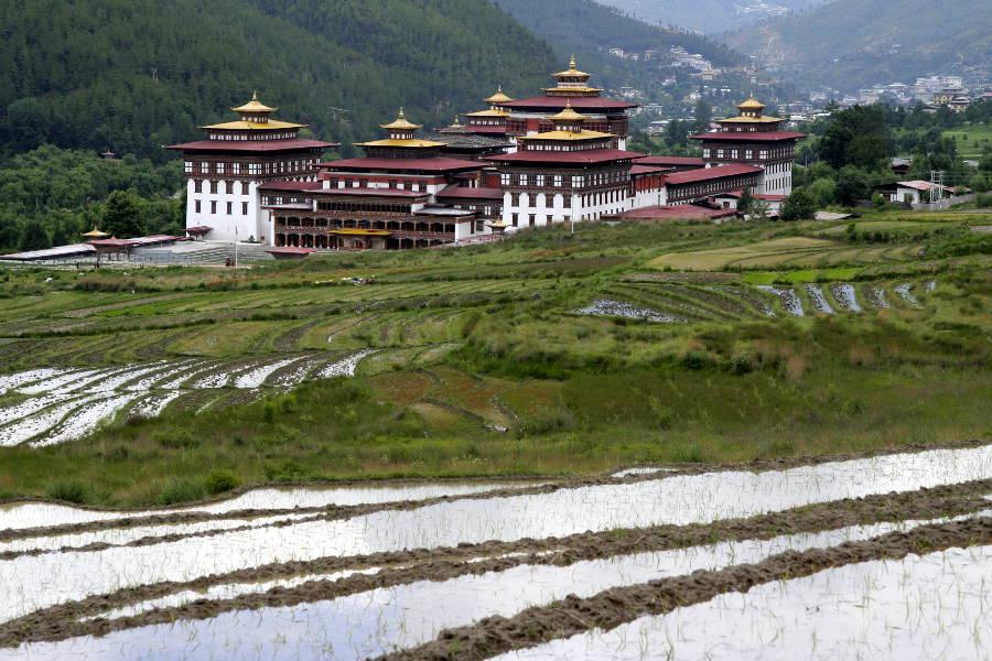 Thimphu Dzong Bhutan