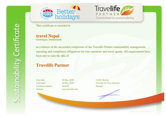 Travelife travel Nepal