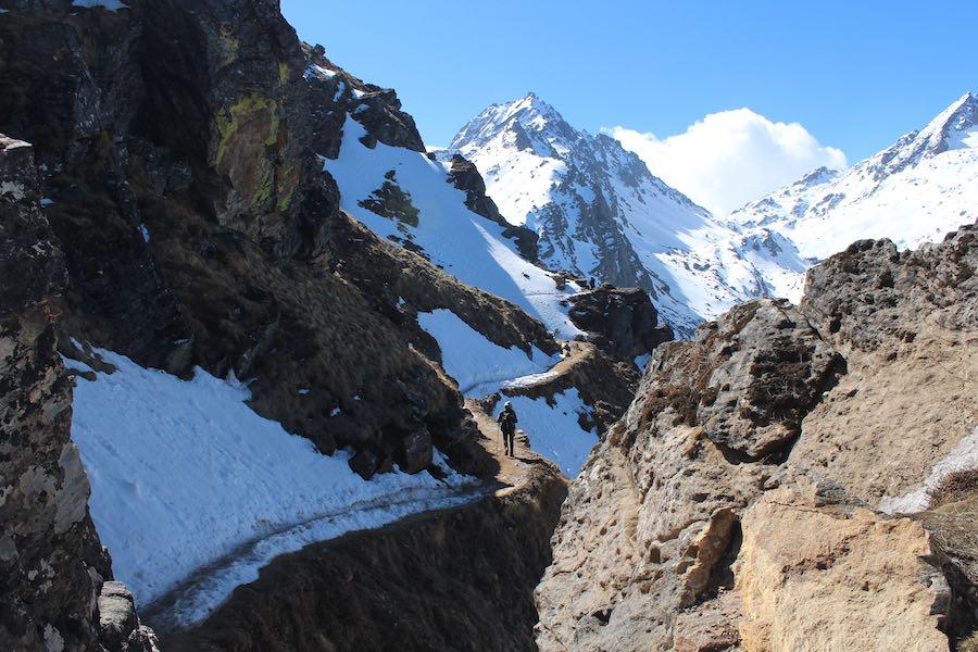 Trekking in de Langtang Vallei