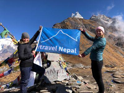Trekking travel Nepal