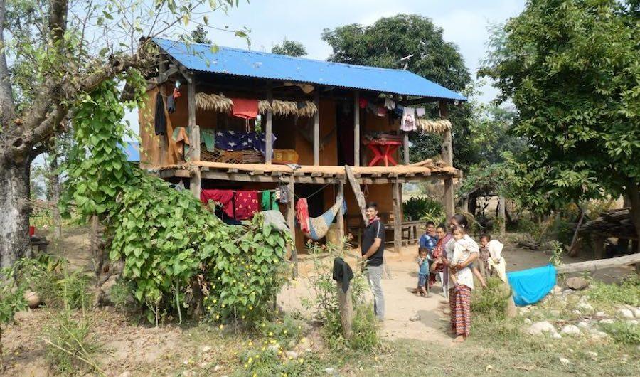 Verslag reis West Nepal - travel Nepal - Bardia Nationaal Park